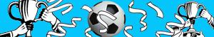 Football - Champions of National Leagues in Europe coloring pages